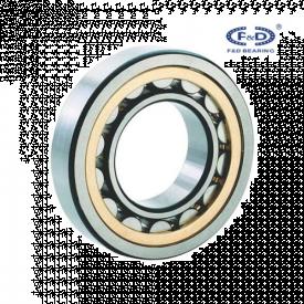 Rolamento de Rolos Cilíndricos de 1 Carreira NU205 - 25x52x15mm