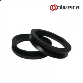 Anel V'Ring 29x37x7,5mm