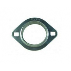 Mancal flange oval - PFL203